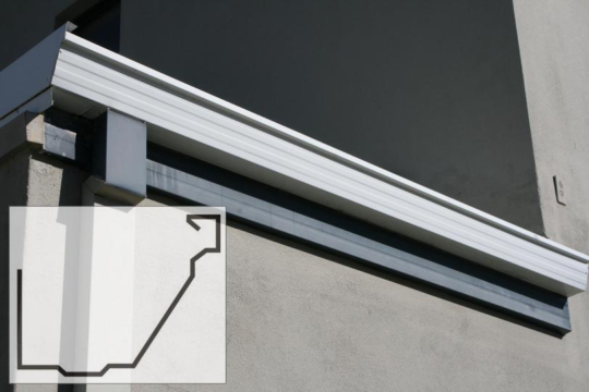 Colorbond Gutters - Free Gutter Quote using Colorbond Steel